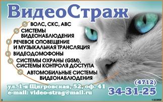 """ООО """"ВидеоСтраж"""""""